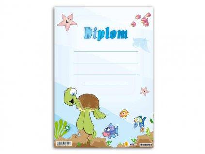 dětský diplom A5 DIP05-001 5300446