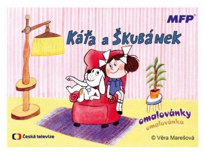 omalovánky Káťa a Škubánek 5300718
