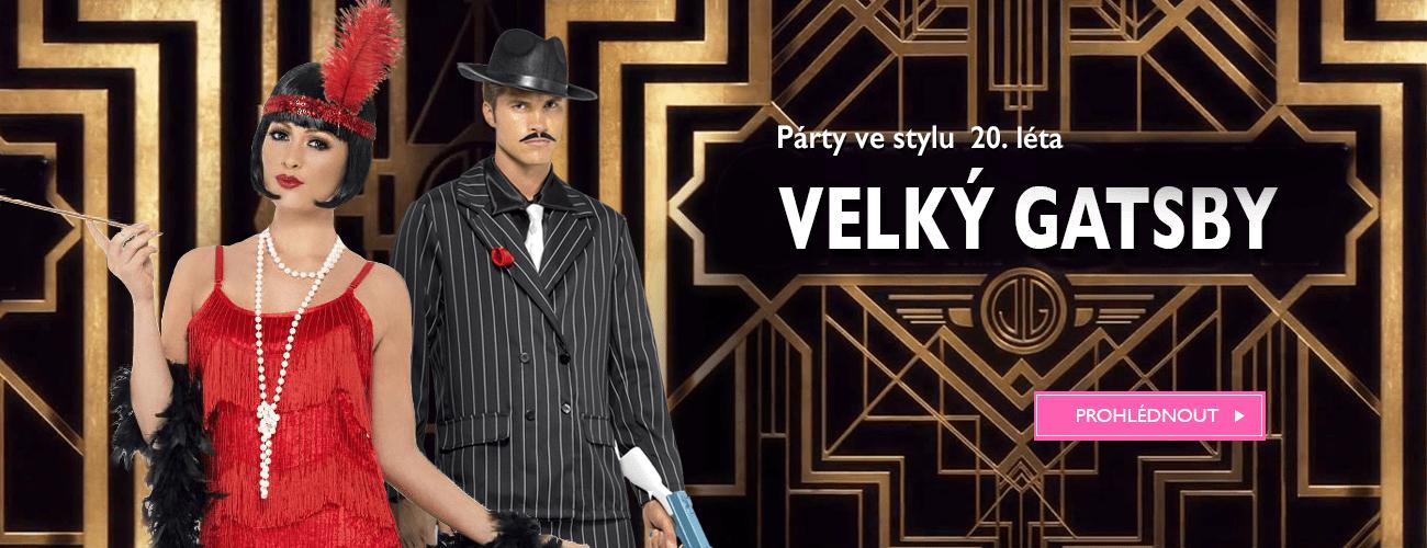 Párty Velký Gatsby