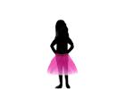 Dětské tutu sukně, tylové sukýnky