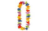Květinové věnce na havajskou párty
