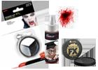 FX Make-up, umělá krev, zranění na Halloween