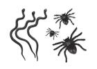Dekorace, pavouci a havěť (Pálení čarodějnic)