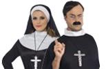 Kostýmy pro jeptišky a kněží, doplňky