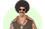 Kostýmy a doplňky na párty ve stylu 70. léta