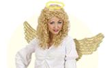 Andělské kostýmy, masky a doplňky