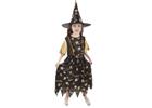 Čarodějnické kostýmy pro děti a dospělé
