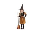 Dětské kostýmy pro čarodějnice a čaroděje