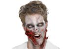 Zombie kostýmy, masky nemrtvých