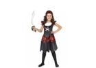 Dětské kostýmy pirátů a pirátek