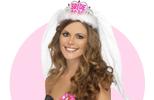 Rozlučka se svobodou - doplňky pro budoucí nevěsty a ženichy