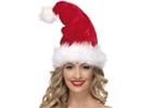 Kostýmy Santa Claus, vánoční čepice, vousy
