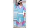 Pánské kostýmy 80. léta