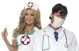 Kostýmy pro zdravotní sestřičky a doktory