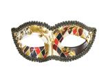Benátské masky a plesové škrabošky