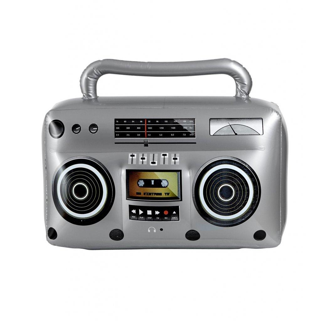nafukovací rádio
