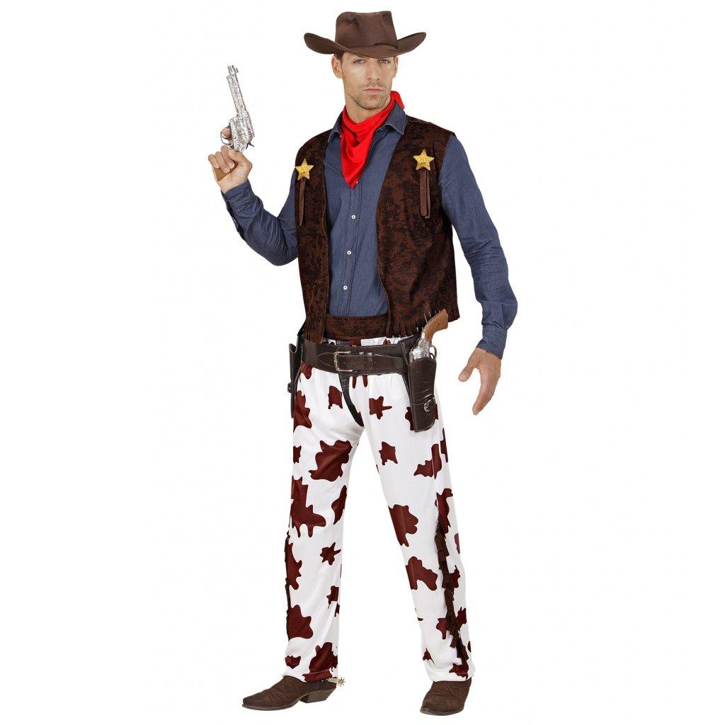 pánský kostým pro kovboje