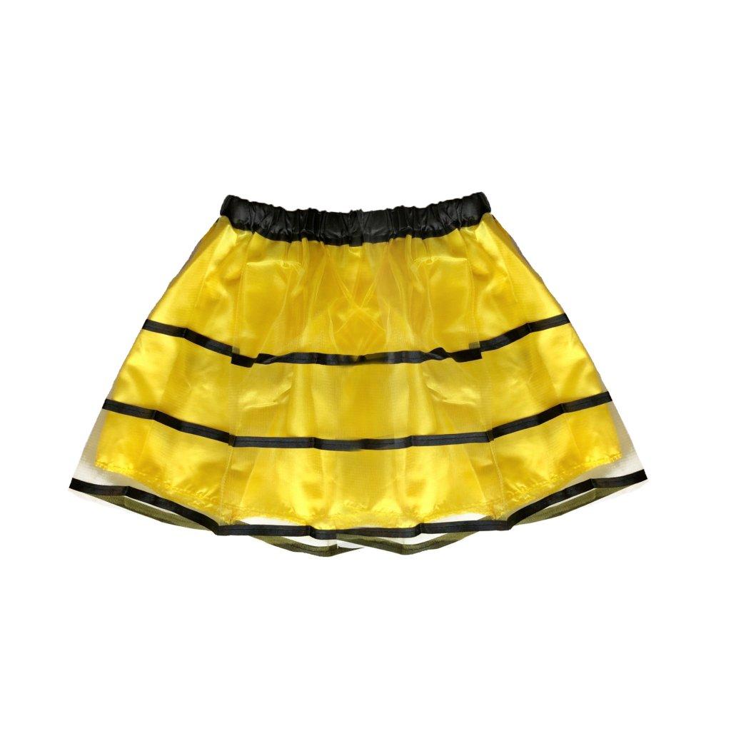 zluta tutu sukne pro vcelku