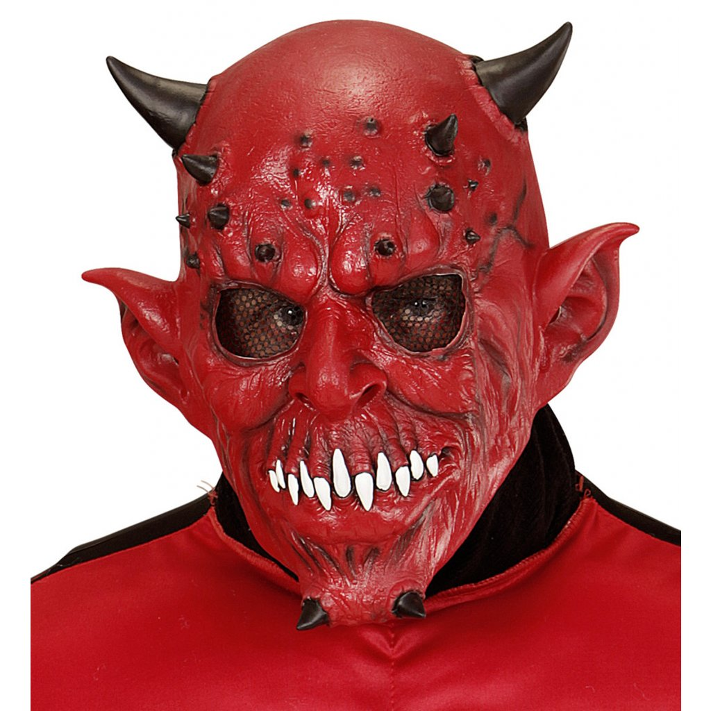 maska pro certy gumova