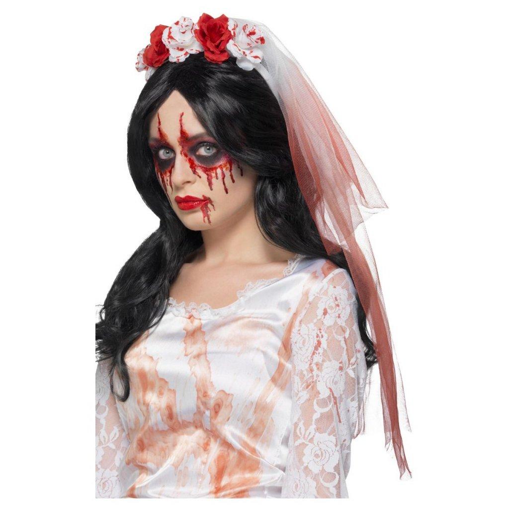 Závoj mrtvá nevěsta zombie