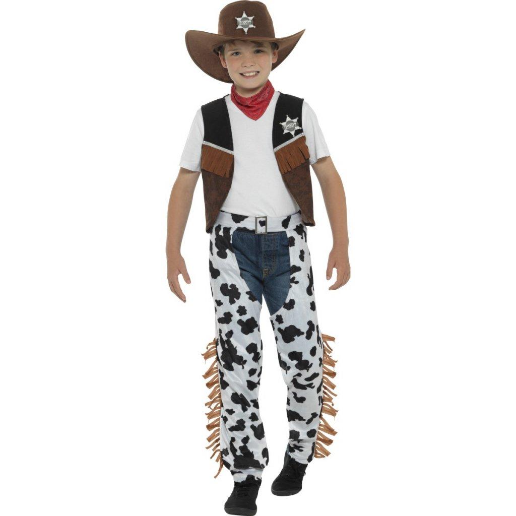 Dětský westernový kostým Kovboj