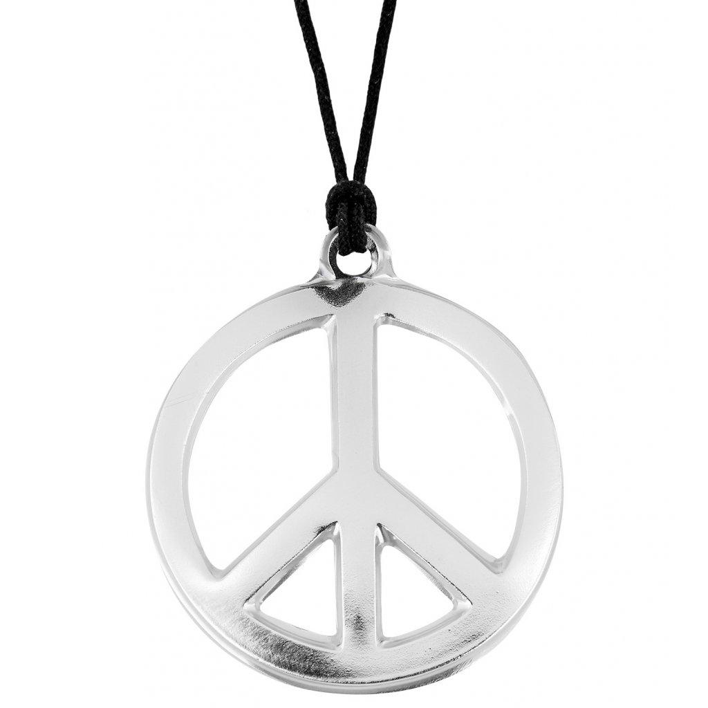 Hippie přívěsek Peace