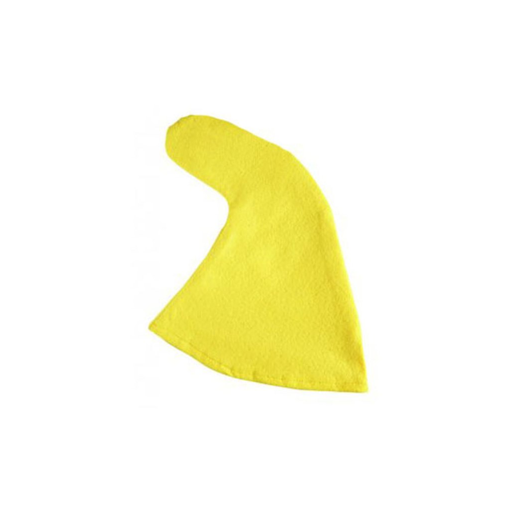 žlutá trpasličí čepice