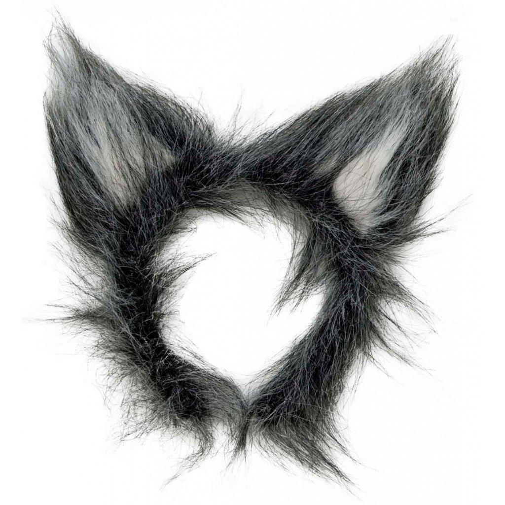 Čelenka uši pro vlka  6b23bbb4ed