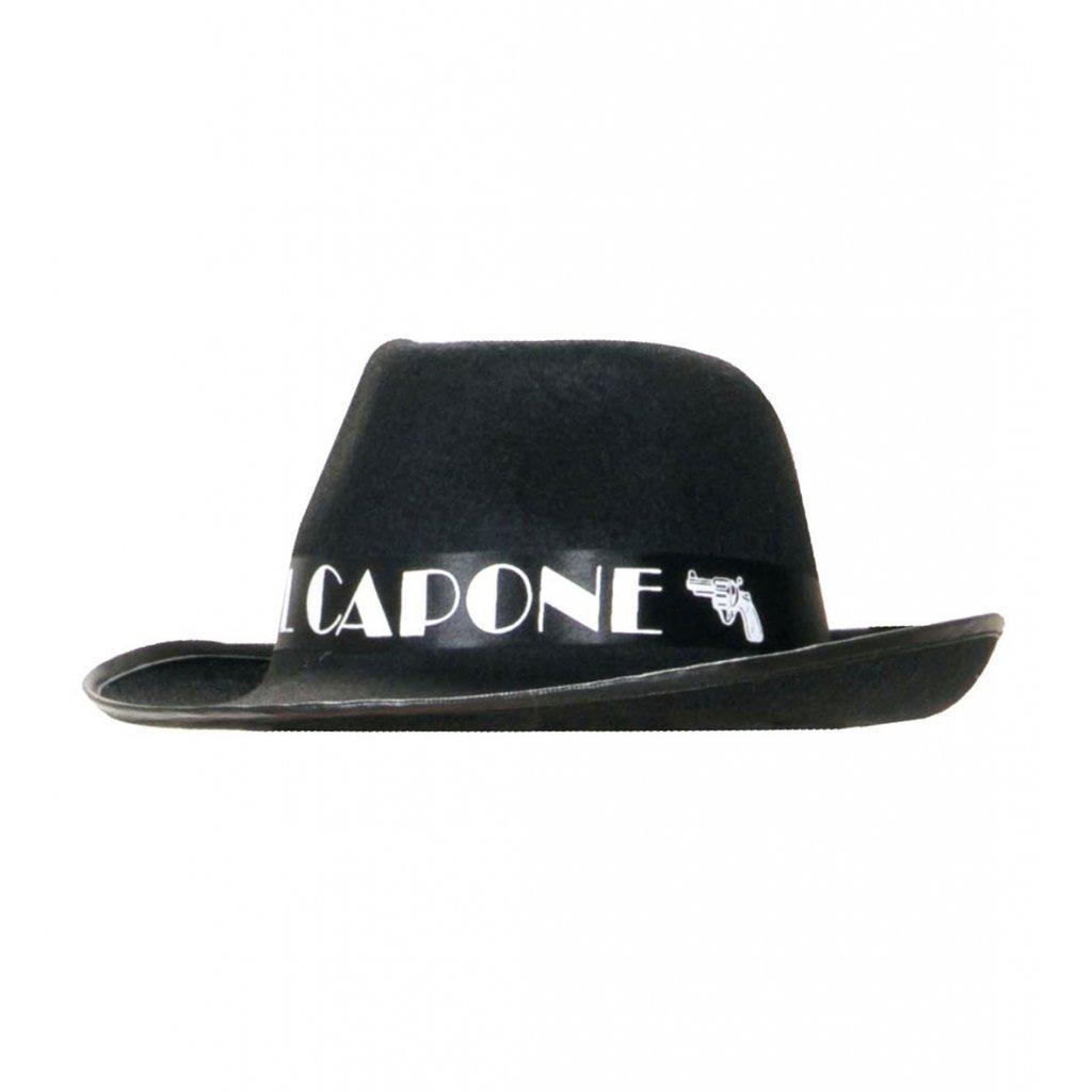 4def1764168 Klobouk mafián Al Capone