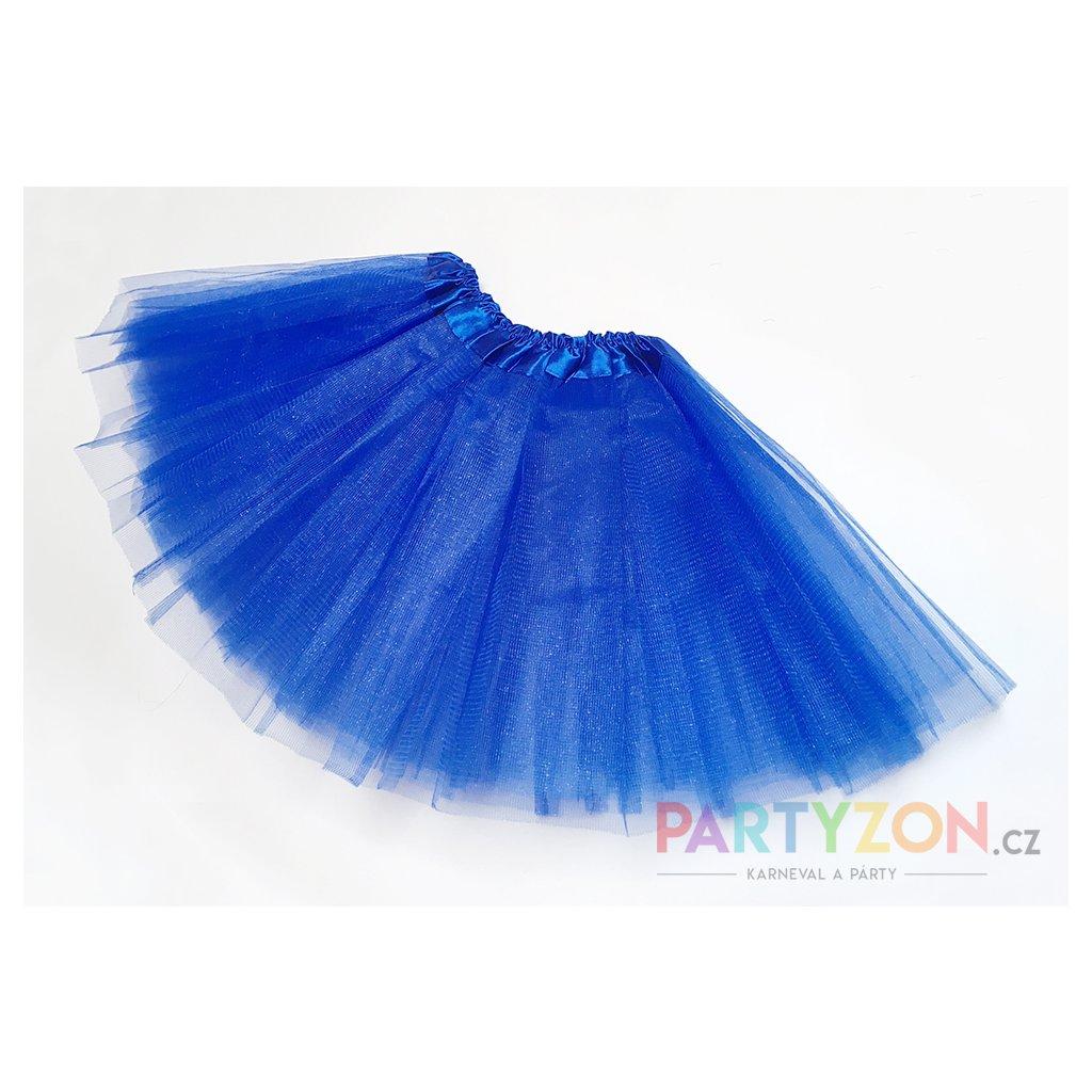 045134097f8 tutu sukně pro děti modrá tutu sukně dětská modrá tylová ...