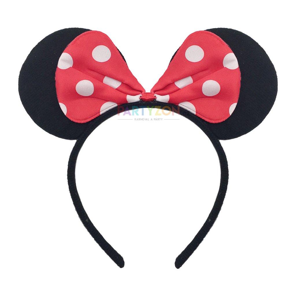 karnevalová čelenka uši minnie e068f95ab7