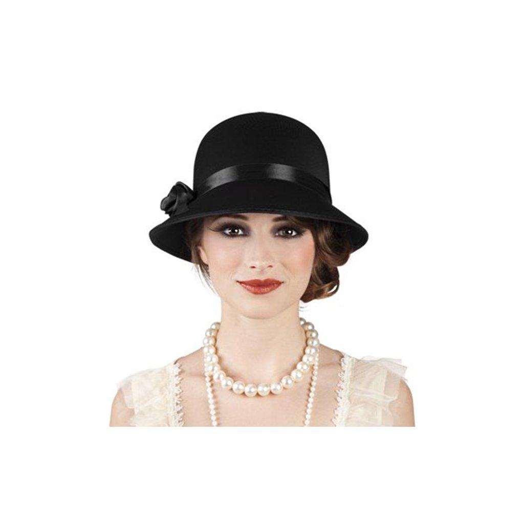 Retro klobouk Charleston 30. léta  1897eb0676