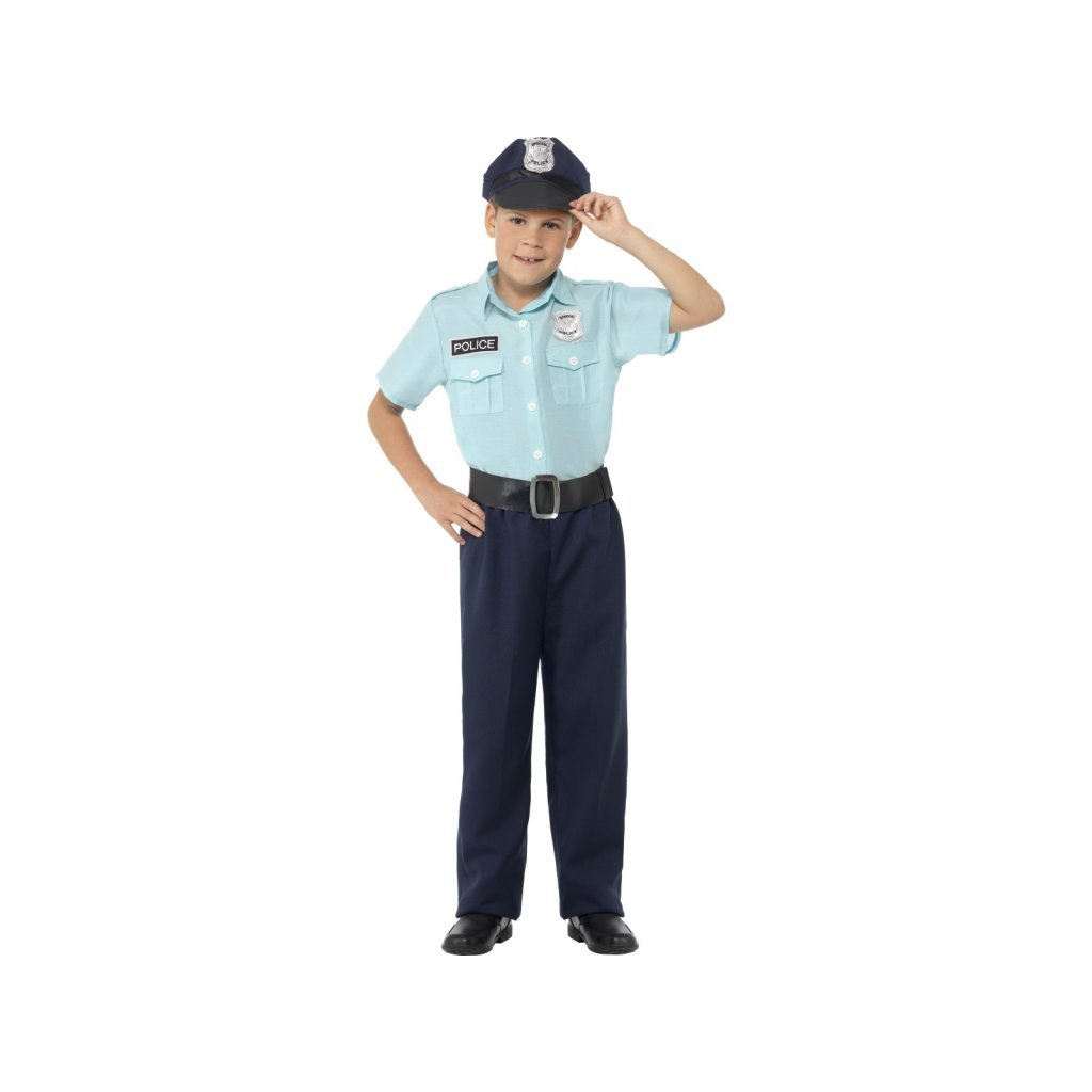 Dětský kostým policista (10-12 let)