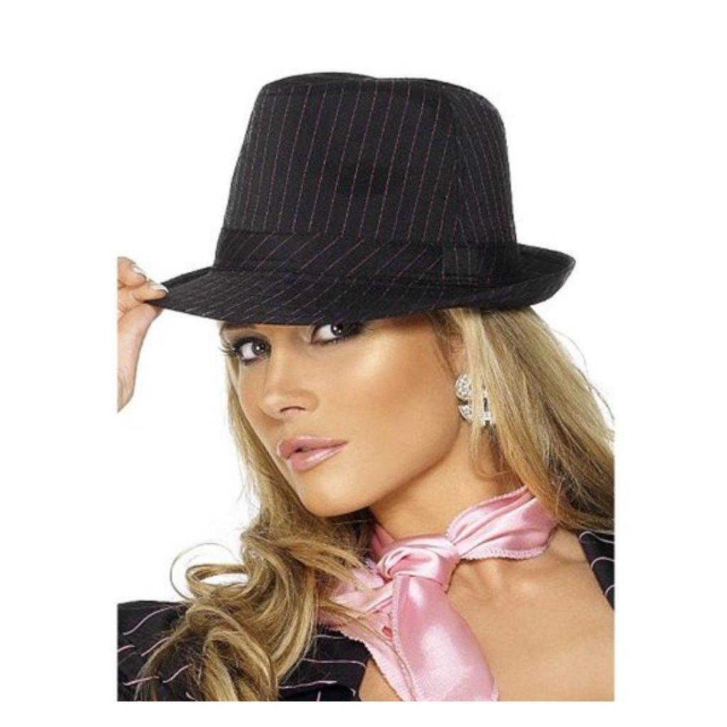 a0dd22c5c3c Dámský mafiánský klobouk 30. léta
