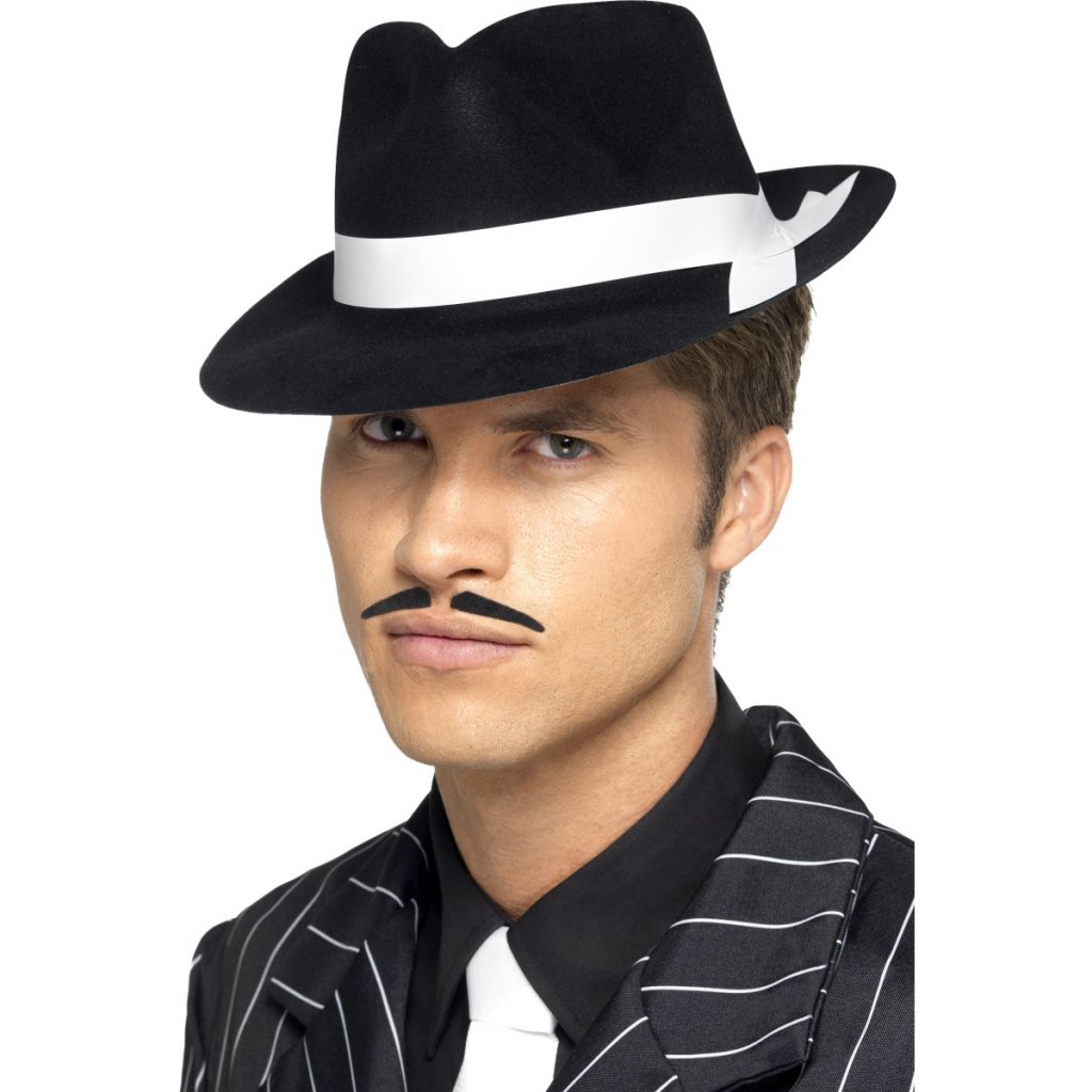 01a55778be6 Mafiánský klobouk Al Capone