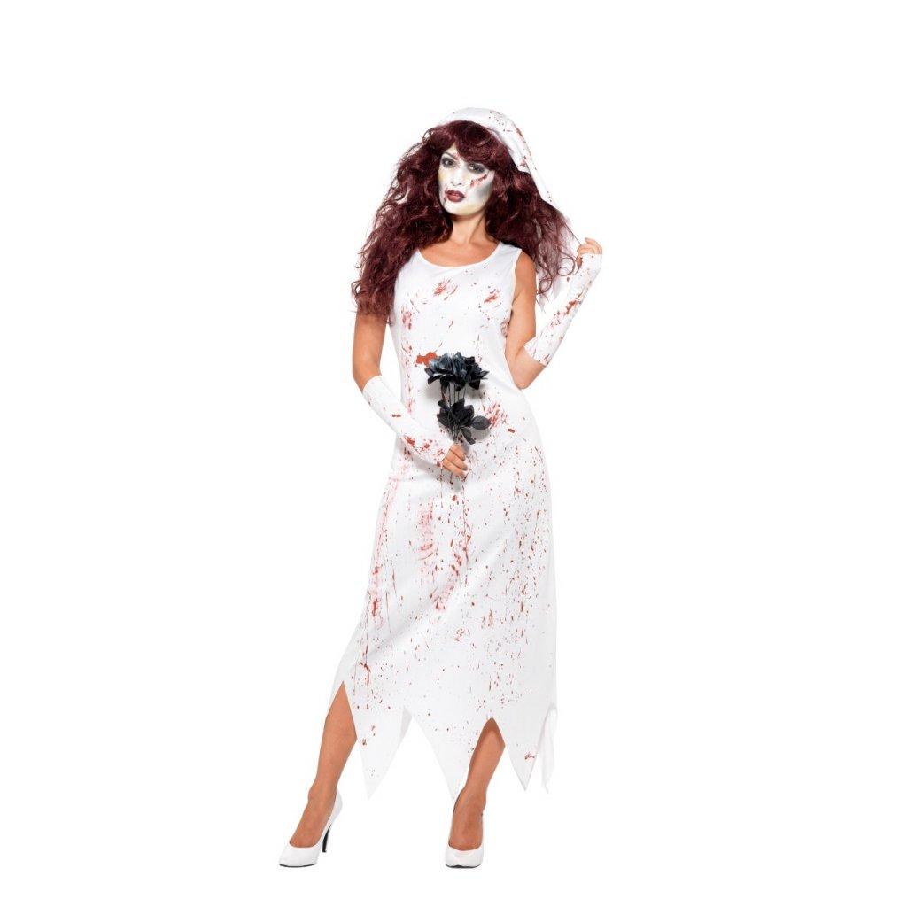 Halloween kostým Mrtvá nevěsta horor