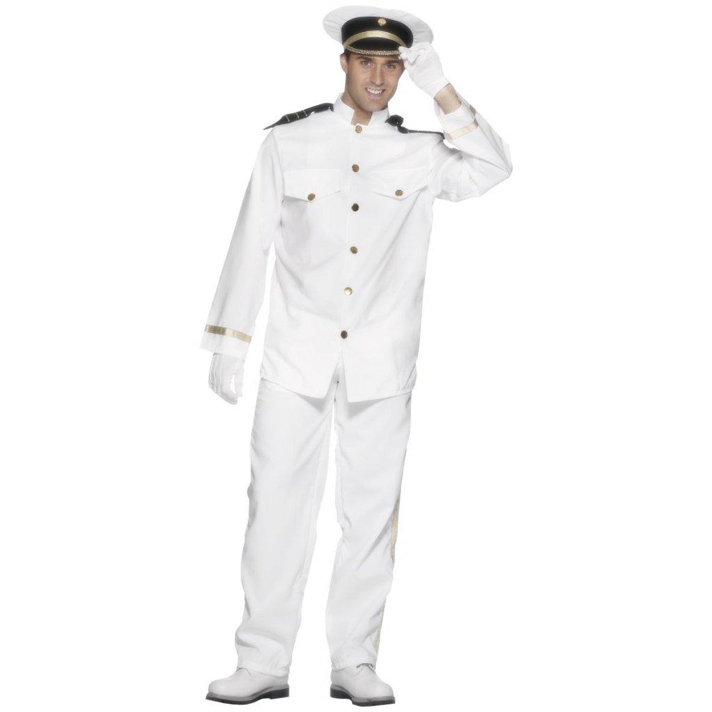 Pánský kostým Kapitán námořník