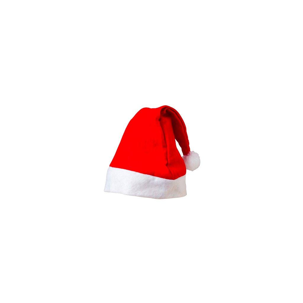 vánoční santa čepice levně