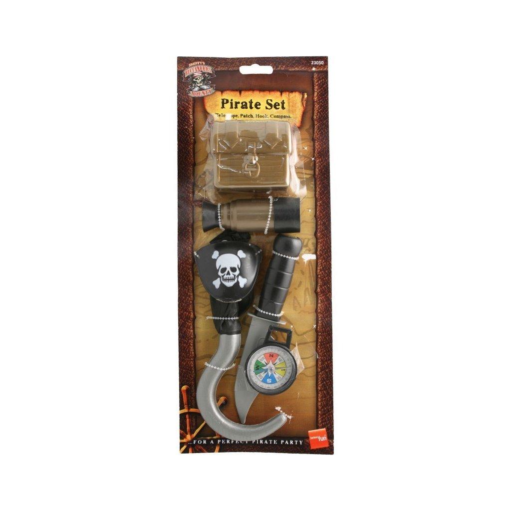 Pirátská sada šestidílná