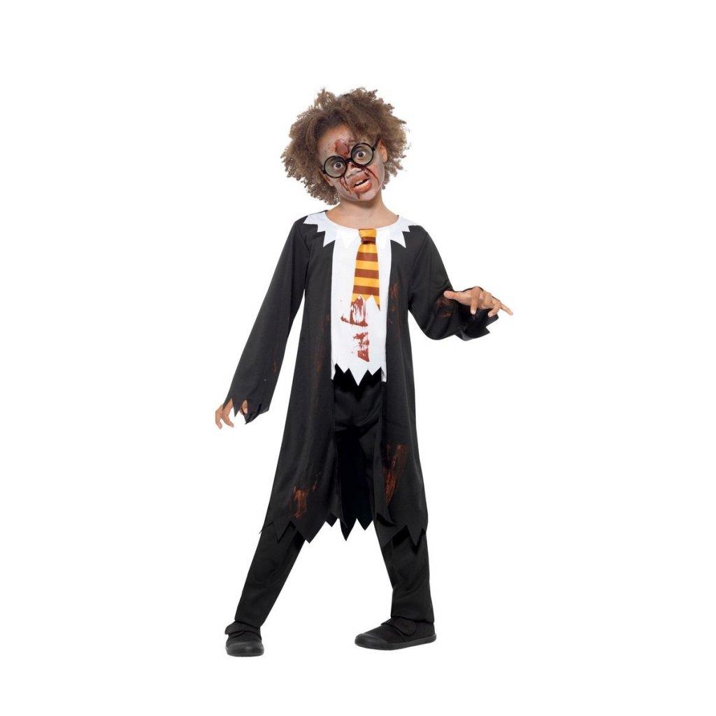 Čarodějnický kostým zombie Harry