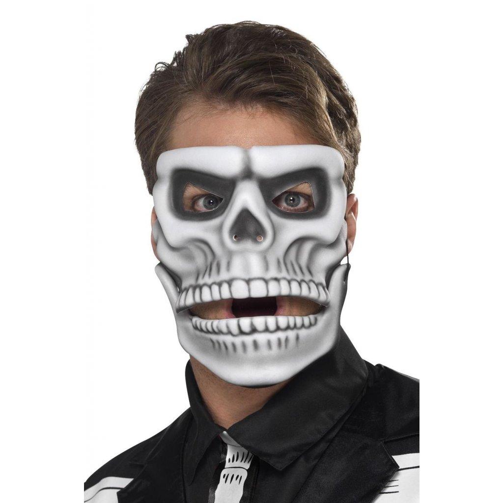 Maska kostlivec levně