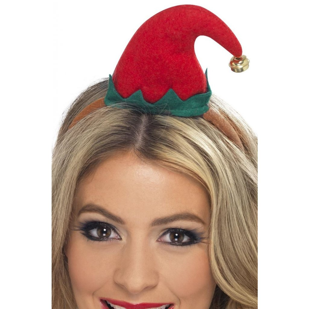 Mini čepice elf