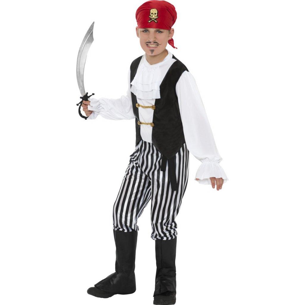 Dětský kostým pirát. 1 z 3 2299fee272a