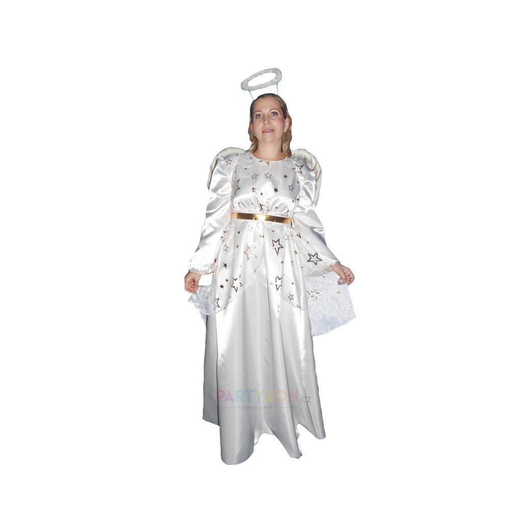 kostým anděla kvalitní