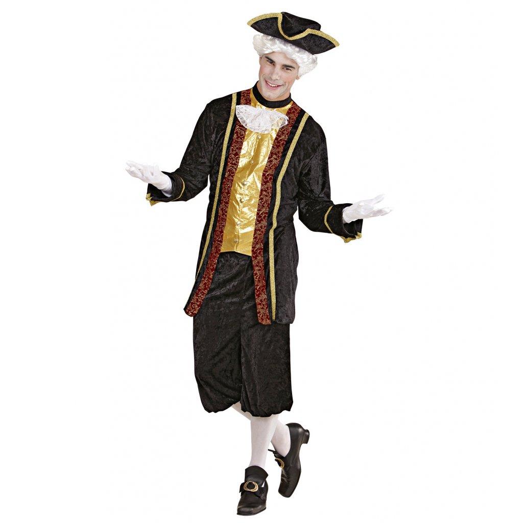 Pánský kostým Mozart