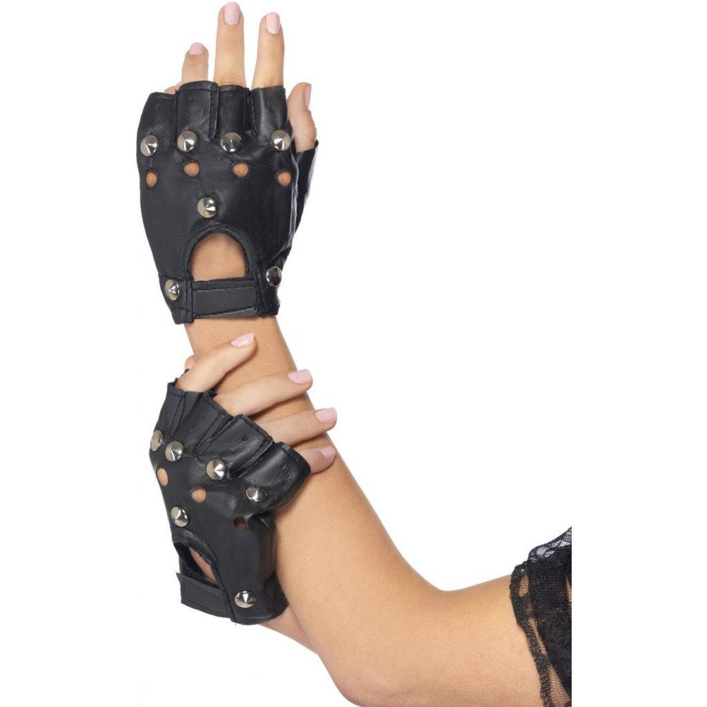 punkové rukavice