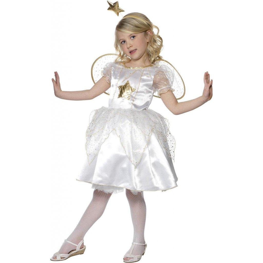 šaty hvězdičková víla