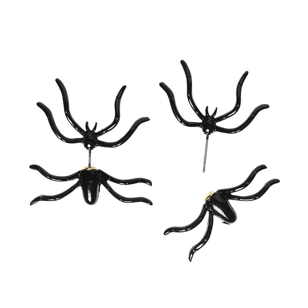 pavoučí náušnice