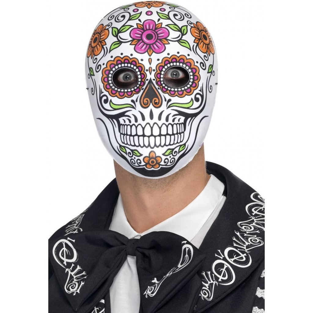 Senor Bones maska