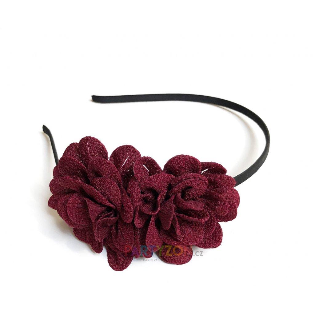 kvetinova celenka cervena